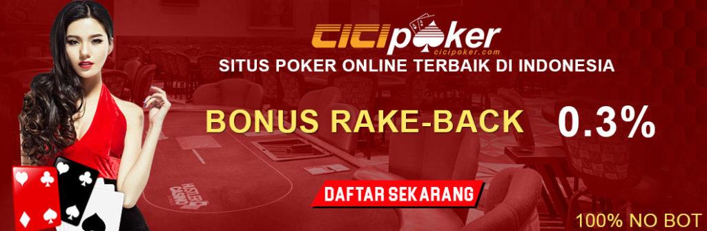 Promi Judi Poker Online